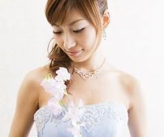 花嫁が二の腕痩せダイエット