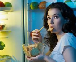 生理前の食欲