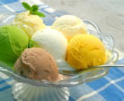 アイスクリーム 避けるべき