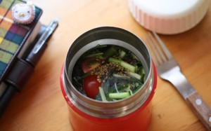 お弁当 スープ 野菜