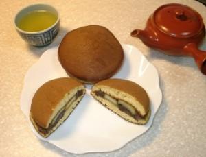 ダイエット中 ドラ焼き 食べる 注意点 緑茶