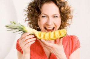 パイナップル ダイエット効果 酵素 ビタミン 食物繊維