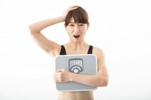 ダイエット 始めた 太った 理由 代謝の悪化 姿勢