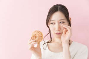 ダイエット停滞期 空腹感 つらい 対処法