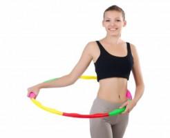 フラフープ ダイエット 有酸素運動 効果