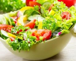 ダイエット中 間食 サラダ 太らない ビタミン ミネラル 食物繊維