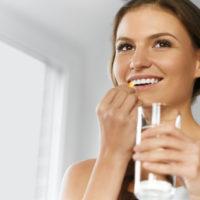 体に嬉しいマルチビタミン サプリメント 1日2粒 10種類 ビタミン