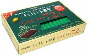 ダイエット中 高カカオチョコレート オススメ カカオポリフェノール ストレスの緩和