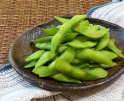 枝豆 食事置き換えダイエット 可能