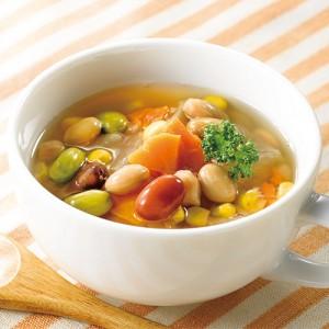 夜勤明け ダイエット ごはん オススメ スープ 野菜 豆