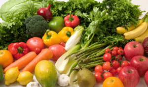 準備期間 食べるもの 野菜 果物 きのこ 豆