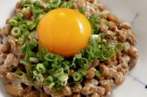 運動後 お腹が空いたら 納豆 卵