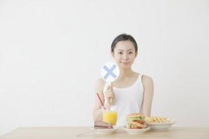 食事制限 ダイエット 基礎代謝 下げる