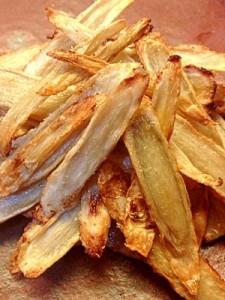 ダイエット中 お菓子 選び方 ごぼうチップス 噛みごたえ 満足度 食物繊維 便秘解消