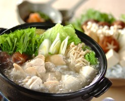 夏に鍋 ダイエット 効果的 食物繊維 代謝アップ 栄養