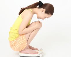 ダイエット中 朝と夜 体重差 平均値