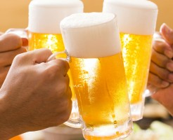 ダイエット中 飲み会 ビール 1杯だけ
