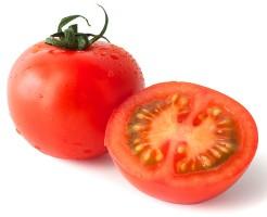 ダイエット中 晩ご飯 トマト アリ
