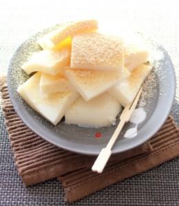 豆乳 お菓子 作り方 レシピ 豆乳くず餅