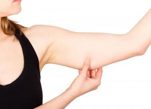 妊娠中 二の腕痩せ ダイエット リンパマッサージ