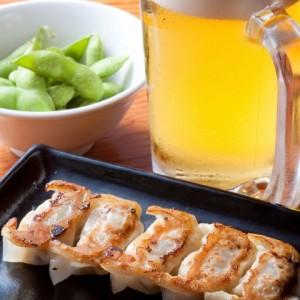ダイエット中 おつまみ 枝豆 餃子 影響