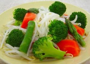 ダイエット中 夕食 オススメ 温野菜 サラダ 野菜炒め トマト煮