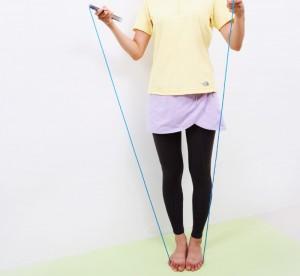 産後ダイエット 縄跳び 効果的 有酸素運動 基礎代謝アップ
