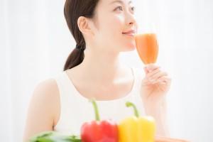 朝ごはん 太らないようにする工夫 食前 野菜ジュース