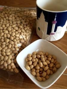 ダイエット中 おやつ 乾燥大豆 煎り大豆 満腹感