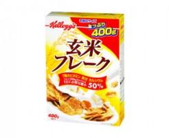 玄米フレーク ダイエット効果 低カロリー 食物繊維