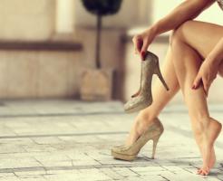 脚 むくみ 毒素 老廃物リンパマッサージ