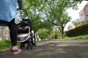 離乳食 変更後 ダイエット方法 散歩 有酸素運動