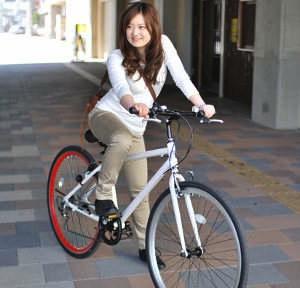 サイクリング 自転車 ダイエット効果 メリット 足痩せ 下半身のシェイプアップ 通勤 通学