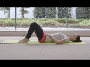 産後ダイエット 産褥体操 腹式呼吸
