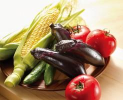 ダイエット中 夏野菜 ビタミン ミネラル カリウム