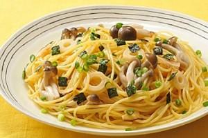 ダイエット中 イタリアン パスタ 和風 トマトソース 塩系