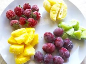 ダイエット お菓子以外 オススメ 冷凍フルーツ